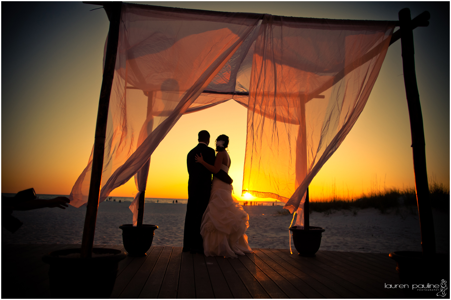 The Sandpearl Resort Wedding Photos Clearwater Beach, Florida