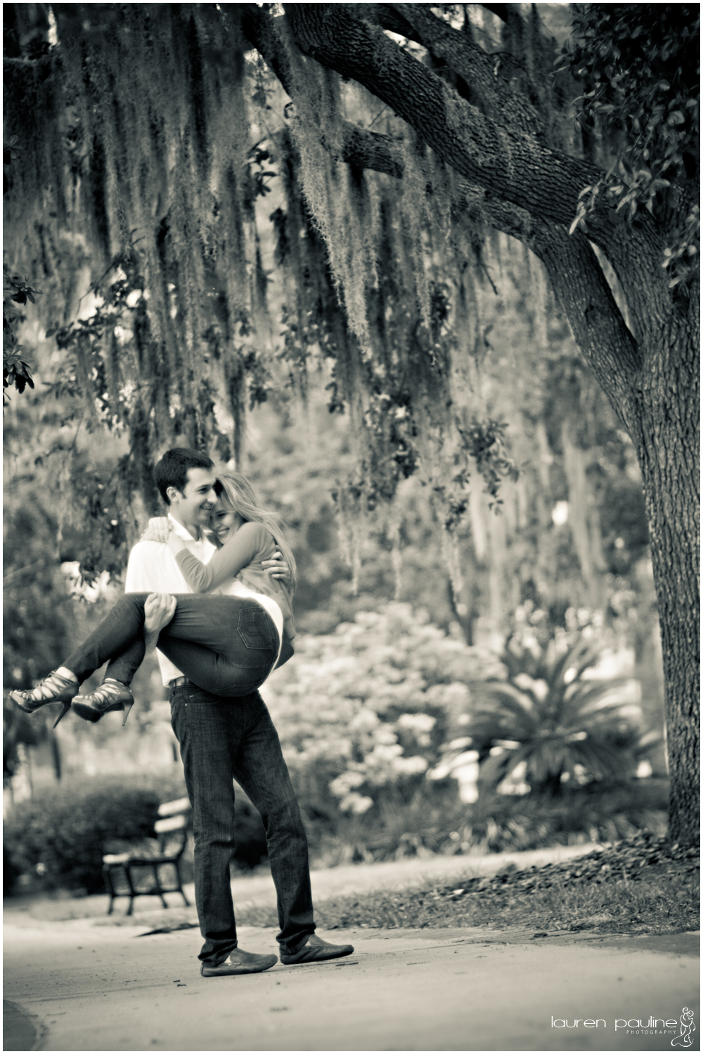 Engagement Portraits in Tampa FL