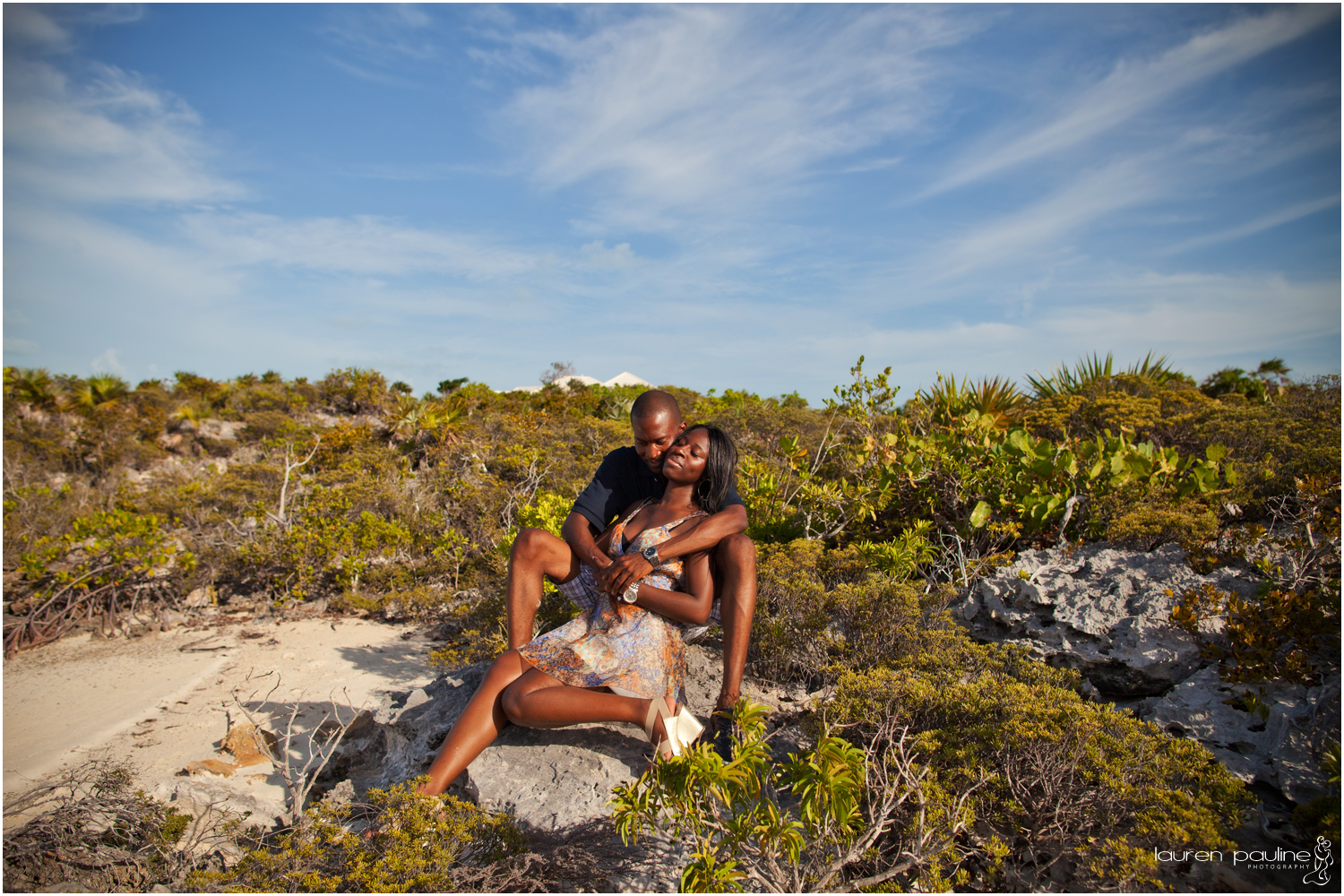 Turks and Caicos Engagement Photographer