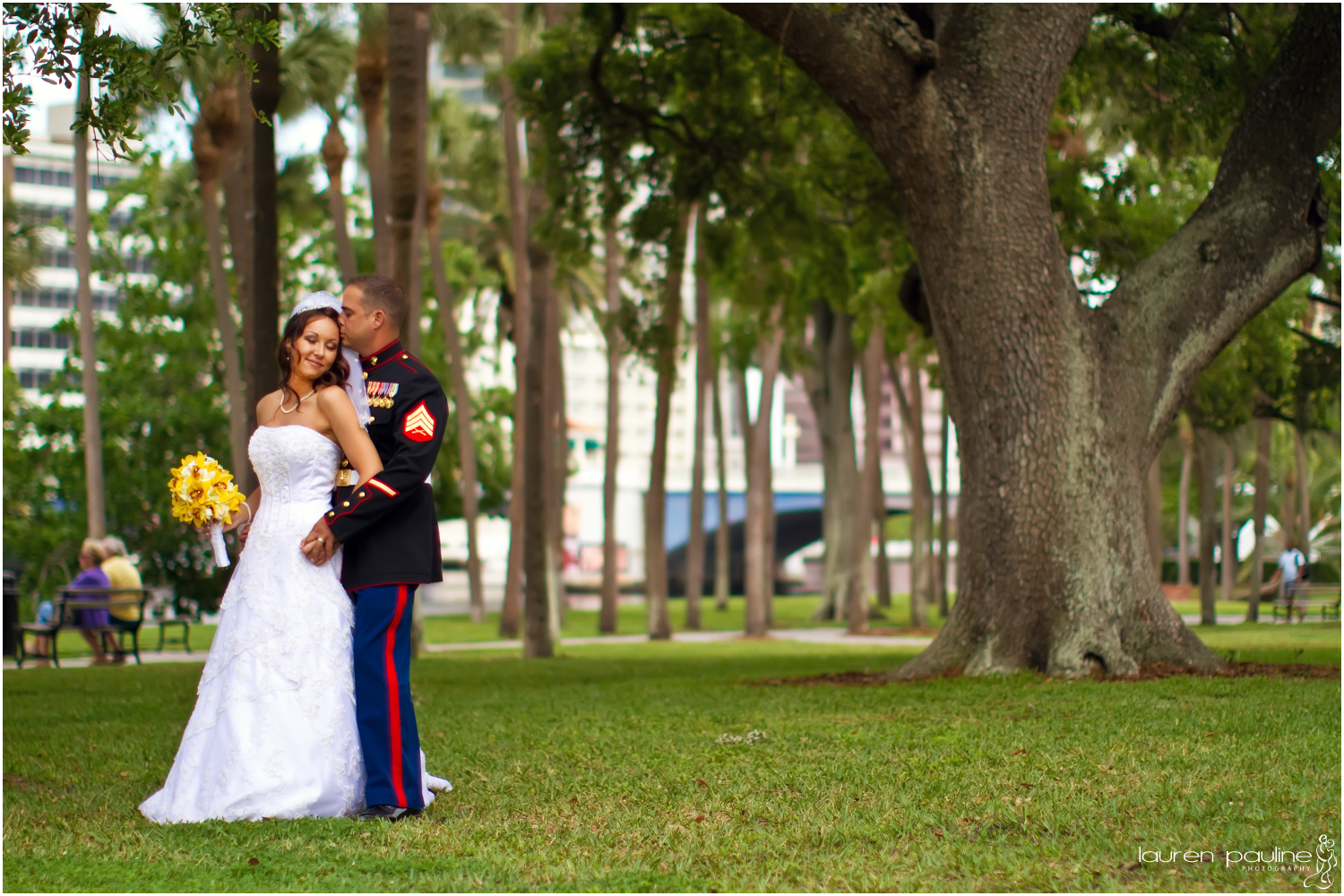 Tampa Marriott Waterside Wedding Photos Tampa, Florida