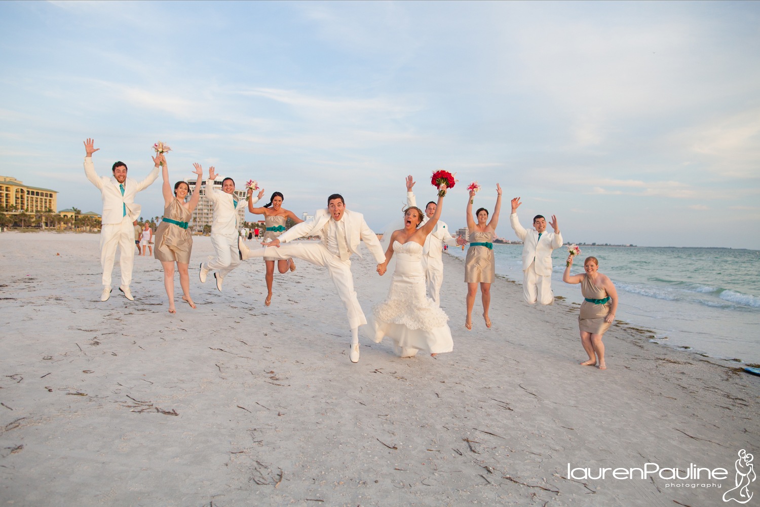 Wedding Photos St Pete Beach, FL