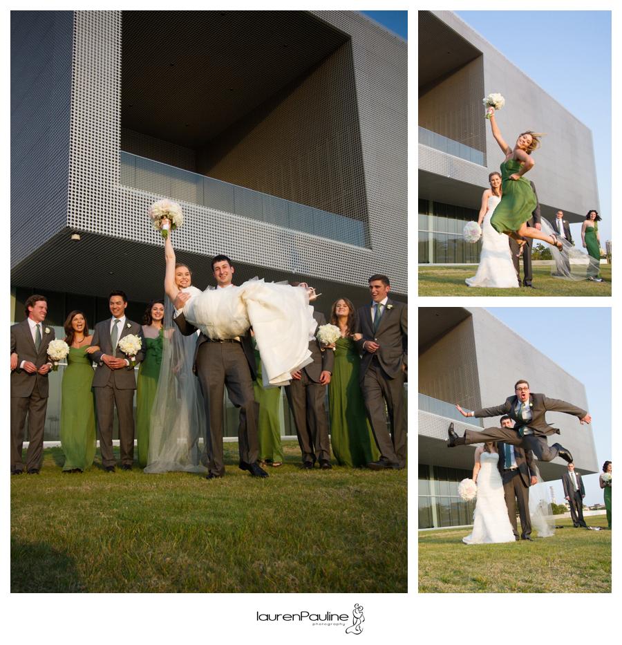 Wedding Photos Tampa Museum Of Art, Florida
