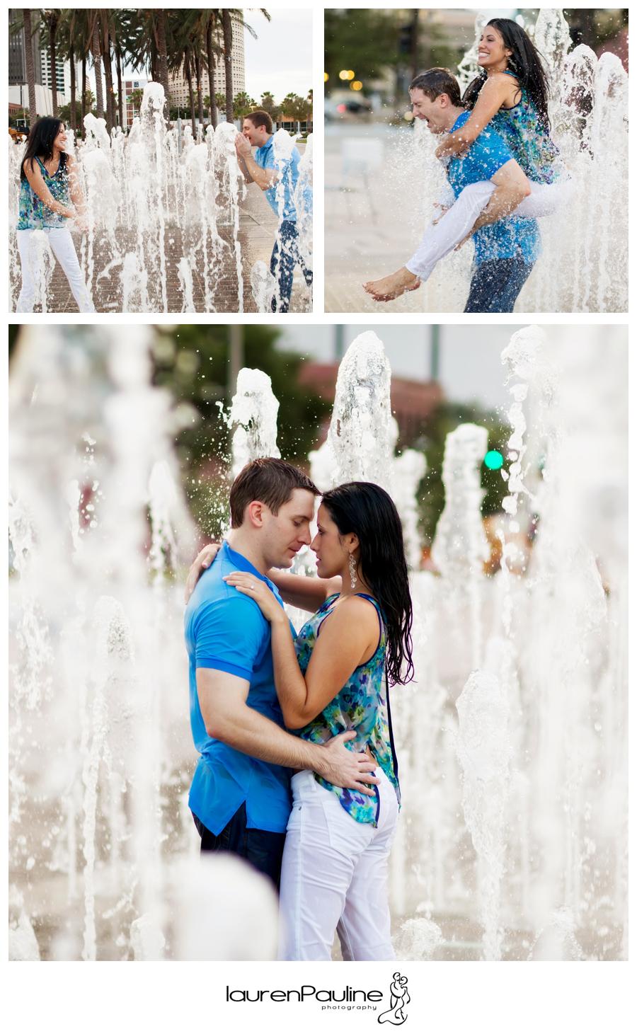 Engagement Images Tampa, FL