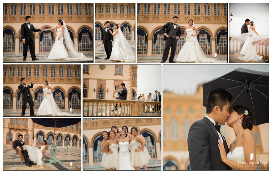The Ringling Museum wedding