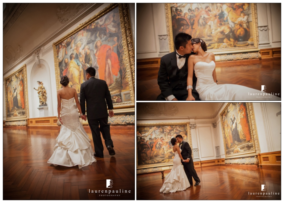 Ringling museum wedding photos