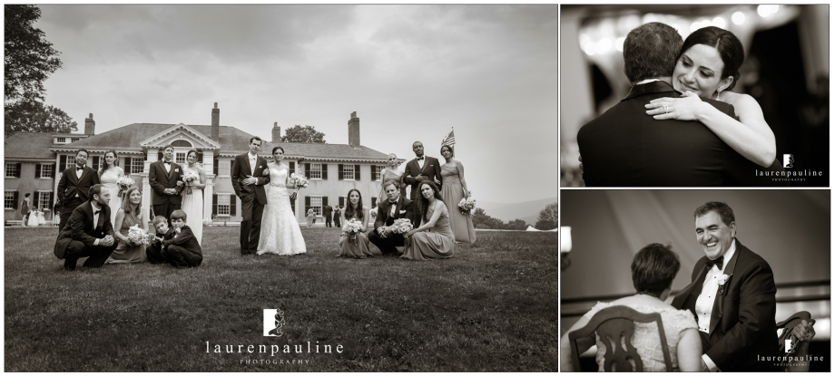The Hildene wedding images